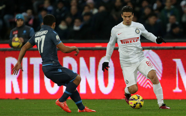 Twelve things to know about Hernanes, our new 'number one midfield target'