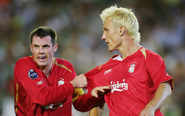 Reds legend compares summer signing to Finnish hero Sami Hyypia
