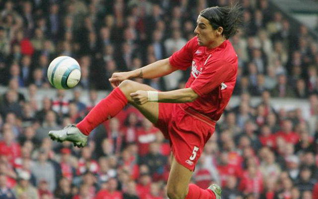 Milan Baros wishes Gerrard did this instead of retire aged 36