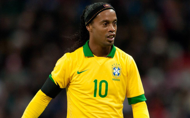 Ronaldinho tells Liverpool fans exactly what we want to hear…