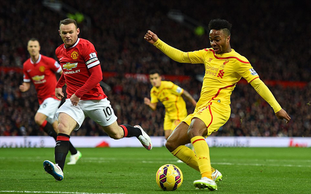 Raheem Sterling doesn't want to join Manchester United; Liverpool won't sell