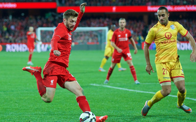 Henderson and Lallana fitness updates pre Man United v Liverpool