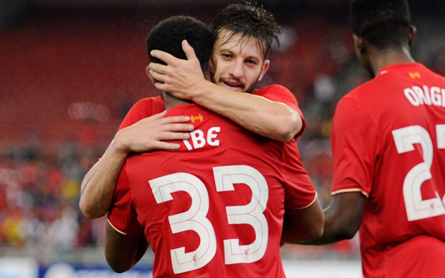 Liverpool player ratings v FC Sion: Adam Lallana shines but misses chance to win it