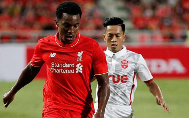 Liverpool defender joins Red Bull Salzburg on loan as deadline day nears