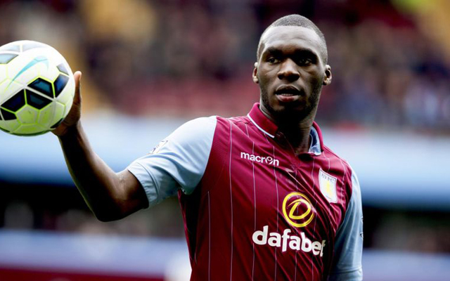 Christian Benteke to miss Villa friendly with striker close to Liverpool move