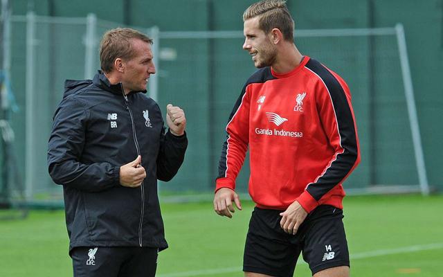 Jordan Henderson talks Stoke revenge, captaincy, starting strong and new signings