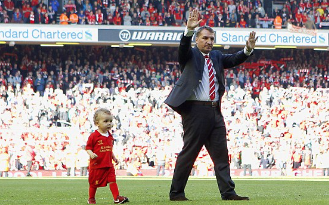 'Thank you Brendan Rodgers' – Liverpool fans pour on Twitter to salute departed boss