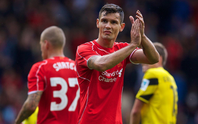Liverpool are scouting Dejan Lovren's younger brother!