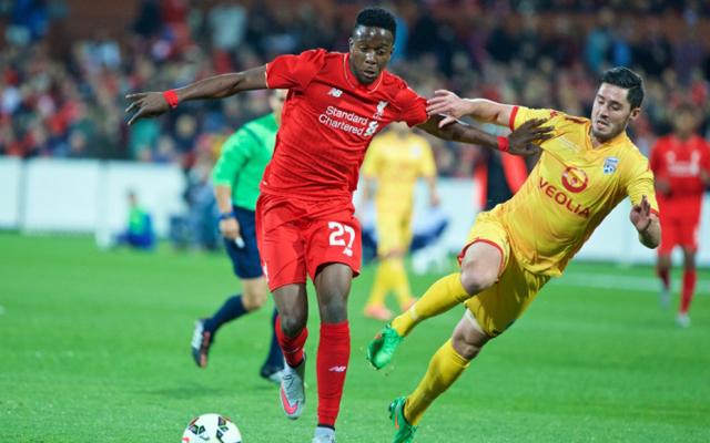 Divock Origi insists on no complacency ahead of tonight's EFL Cup tie
