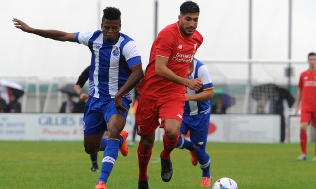 Coutinho and Can return for Liverpool Under-21s – Boss praises their 'brilliant attitude'
