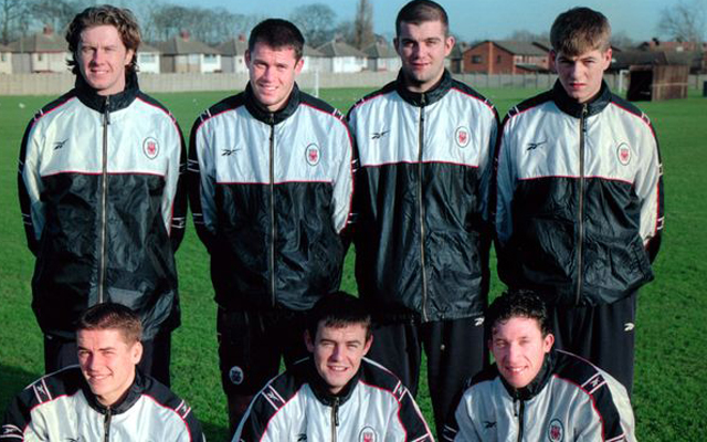 Liverpool's most successful academy products ever, as youngsters enjoy pre-season tour