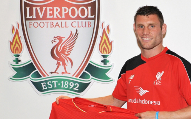 James Milner lays out his aims for Liverpool's pre-season tour