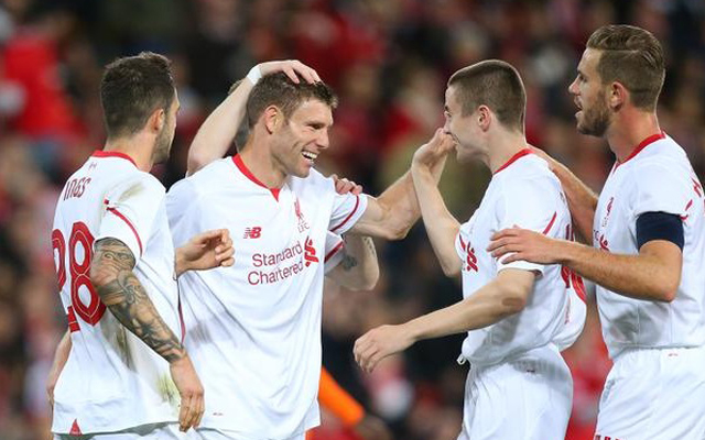 Liverpool player ratings vs Brisbane Roar – Adam Lallana and Joe Gomez impress