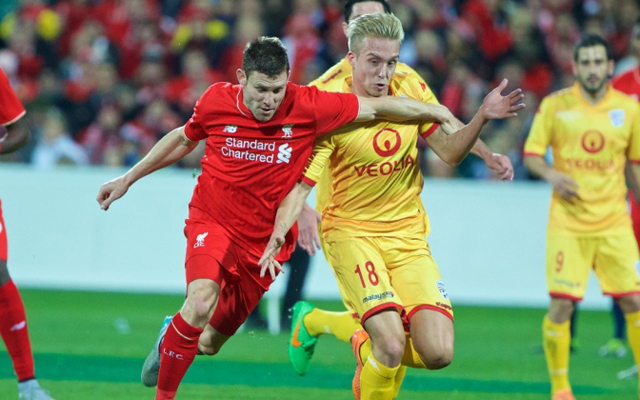 Milner and Ings discuss aims for Liverpool's friendly in Finland
