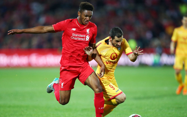 Joe Gomez talks favourite position, why he joined Liverpool and spaghetti bolognese