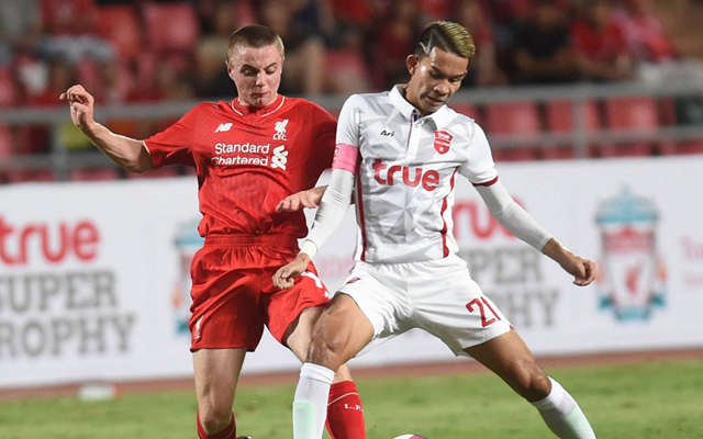 Jordan Rossiter names midfield idol – and promises to take chance v Bordeaux