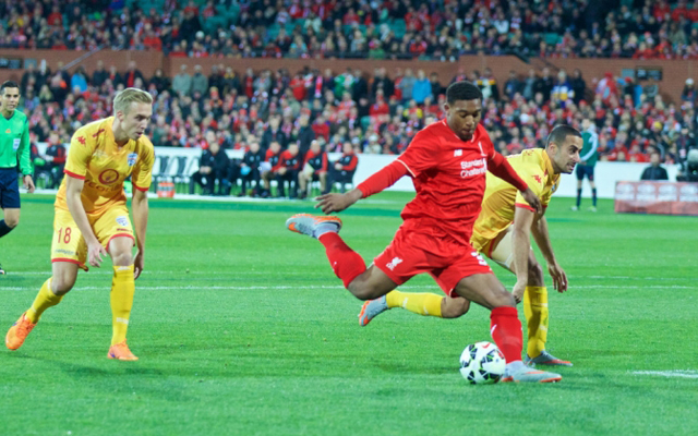 Twitter explodes in delight at Jordon Ibe's brilliant individual goal v Malaysia XI