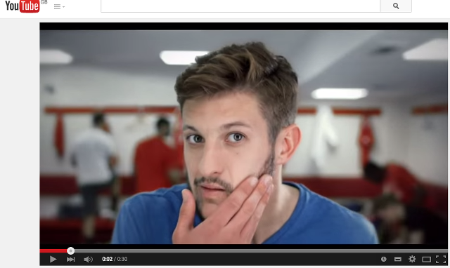 (Video) Lallana, Coutinho and co. star in new Liverpool Nivea advert – dogs, grannies, burgers & more