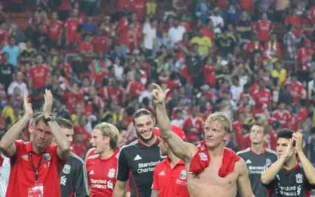 Liverpool's team vs Malaysia XI in 2011 – Where are they now?