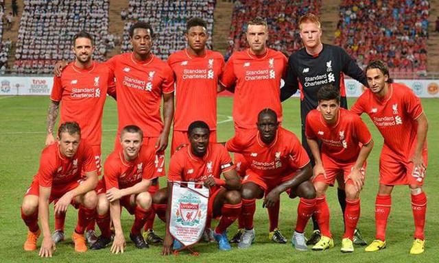 Liverpool 4-0 Thai All Stars – Player ratings, as Markovic & Henderson shine