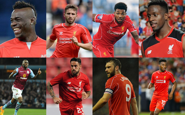 Keep or sell – Rating the prospects of the eight Liverpool strikers, with Benteke set to join