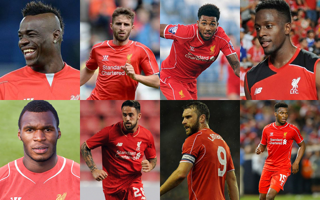 Predicting Liverpool's striking pecking order next season, with Origi fourth choice