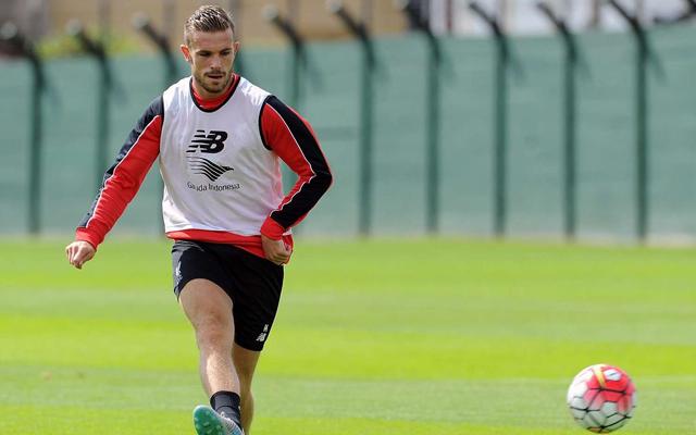 Liverpool training 1