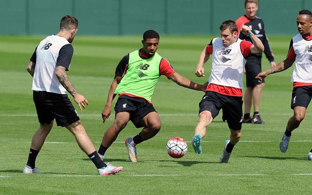 Liverpool training 5