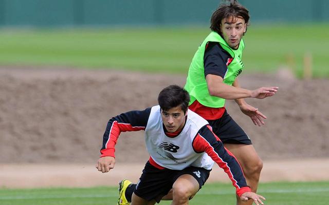 Liverpool training 6
