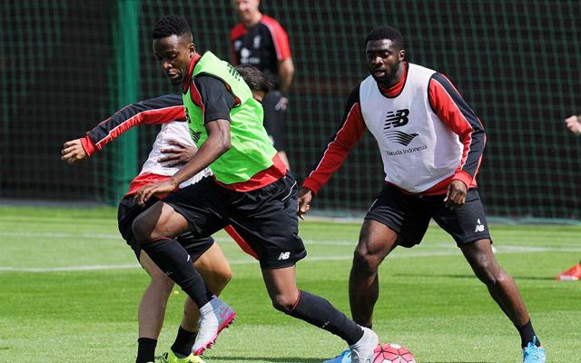 Liverpool training 7
