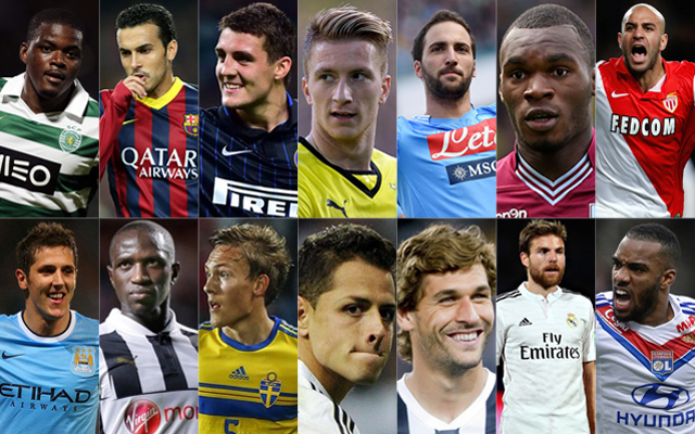 Ranking every remaining Liverpool transfer target, with Sterling money ready to spend