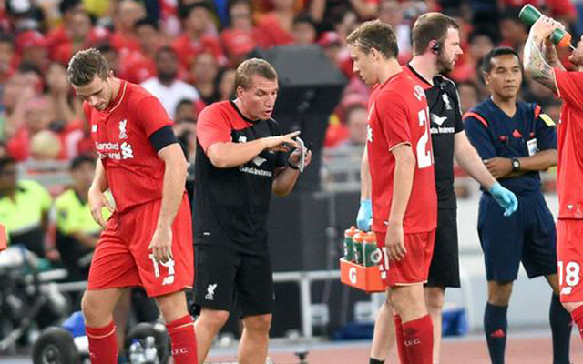 Liverpool player ratings vs Malaysia XI – Jordon Ibe stars, but defenders struggle