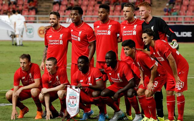 Liverpool v Thai All Stars