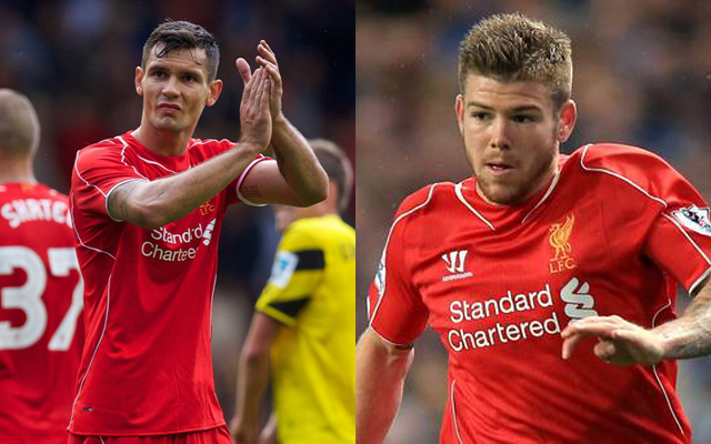 Liverpool pair on brink of Europa League ban