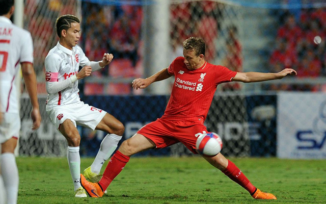 Liverpool agree £2 million fee with Turkish giants for Lucas [rumour]