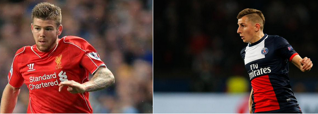 Digne or Moreno? Liverpool fans bombard Twitter in left-back debate