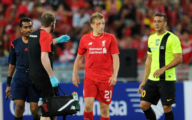 Opinion: If Liverpool choose to replace Lucas, we shouldn't sign a holding player