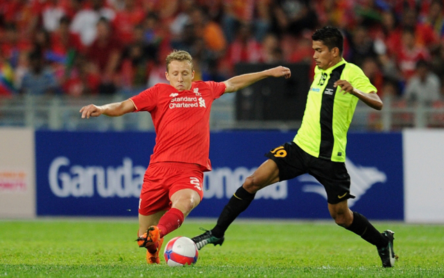 Mark Lawrenson explains why Lucas has fallen out of favour at Liverpool
