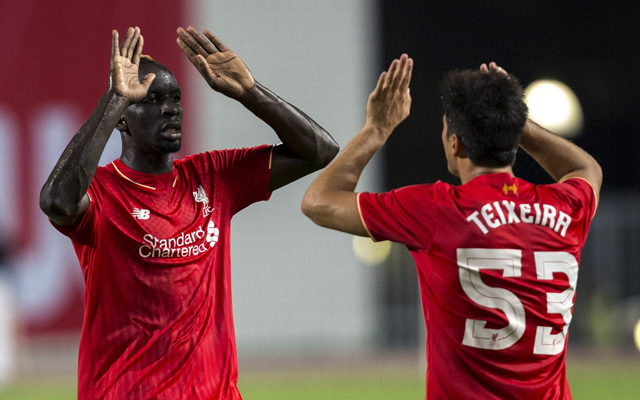 Mamadou Sakho delighted by pre-season win and praises strong performance