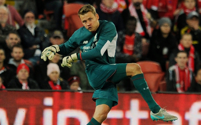(Video) Mignolet's superb penalty save from Walcott
