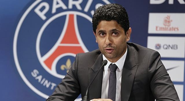 PSG officials Al Khelaifi & Olivier Létang in London discussing Liverpool transfer deal