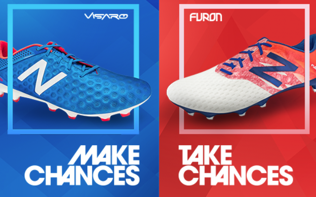 Liverpool's new sponsors New Balance release two new boots made for attackers