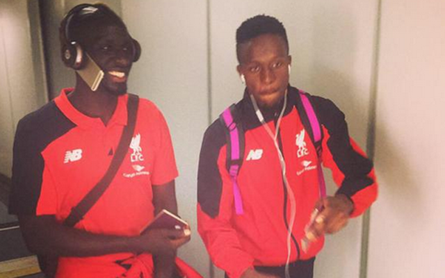 (Images) Liverpool stars take to social media, as fans anticipate pre-season tour
