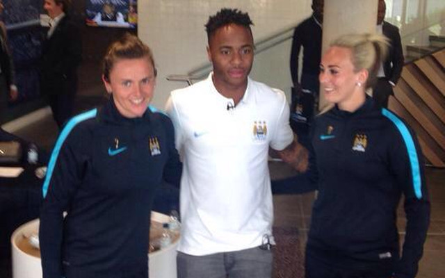 Liverpool fans CELEBRATE as poisonous Sterling completes £49m City move