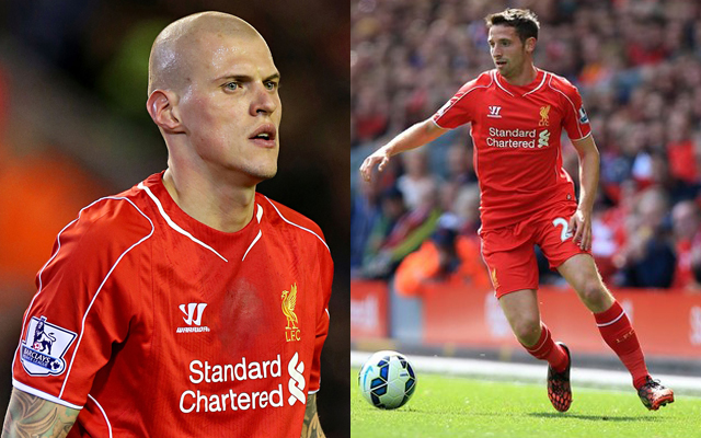 Twitter divided as Joe Allen and Martin Skrtel close in on new Liverpool deals