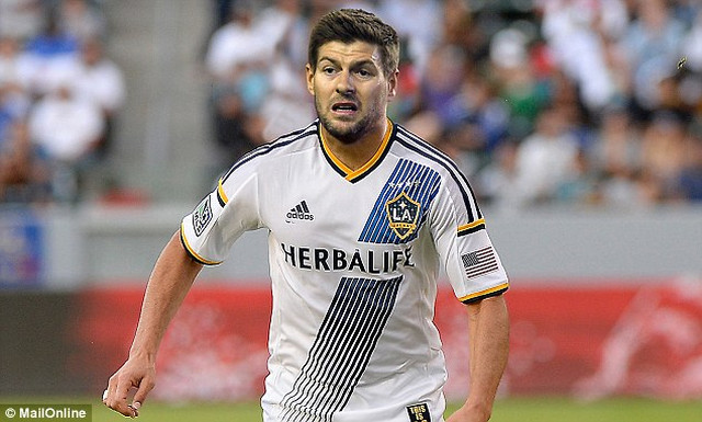 Steven Gerrard makes excellent debut for LA Galaxy