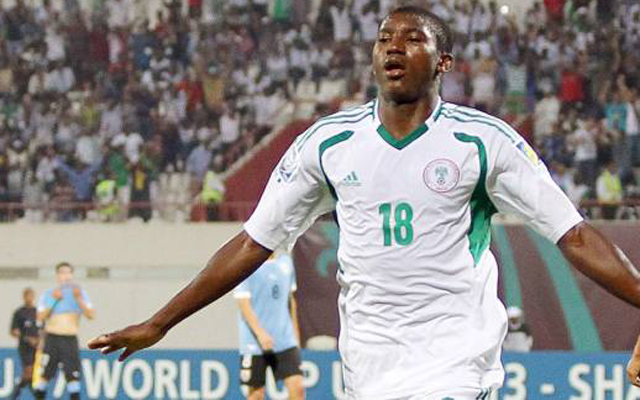 Liverpool linked with move for 17-year-old Nigerian striker Taiwo Awoniyi