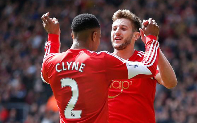 Adam Lallana reveals just how good he thinks Nathaniel Clyne could be at Liverpool