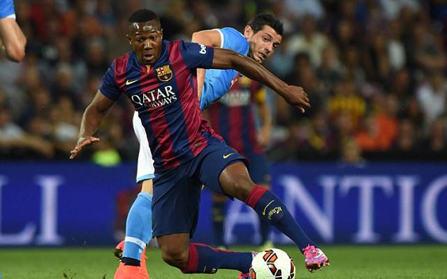 Adama Traore bargain fee named by Catalan newspaper Sport