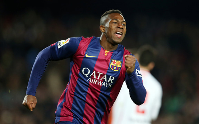 Liverpool officials in Barcelona closing on Adama Traore